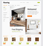 Furniture VirtueMart  Template 37125