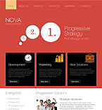 Website  Template 37129