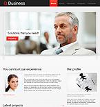 Website  Template 37130