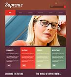 Website  Template 37131