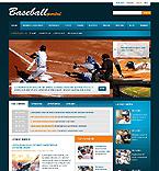 Sport Website  Template 37138