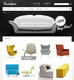 Furniture PrestaShop Template 37150