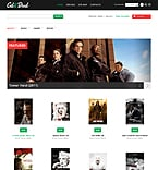 Entertainment PrestaShop Template 37151