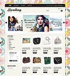 Fashion PrestaShop Template 37153