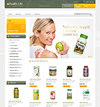 Medical PrestaShop Template 37154