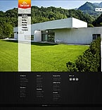 Real Estate Website  Template 37157