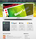 Web design Website  Template 37166