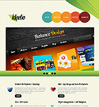 Web design Website  Template 37192