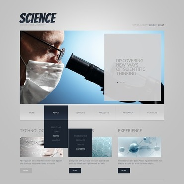 category science free templates online page 3