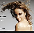 Fashion Website  Template 37336