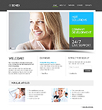 Website  Template 37337