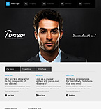 Website  Template 37356