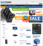 Electronics PrestaShop Template 37362