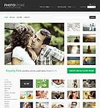Art & Photography PrestaShop Template 37363