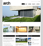 Architecture Website  Template 37380