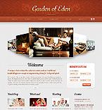 Hotels Website  Template 37386