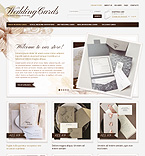 Wedding VirtueMart  Template 37433