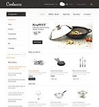 Furniture osCommerce  Template 37484