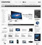 Computers PrestaShop Template 37494