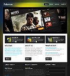 Web design Website  Template 37511
