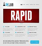 Web design Website  Template 37528