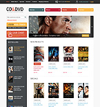 Entertainment osCommerce  Template 37582