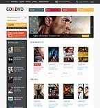 Entertainment osCommerce  Template 37582