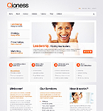 Website  Template 37651