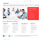 Website  Template 37654