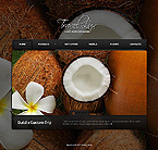 Travel Website  Template 37660