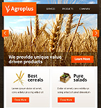 Agriculture Facebook  Template 37700