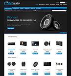 Cars ZenCart  Template 37717