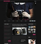 Art & Photography Photo Gallery  Template 37736
