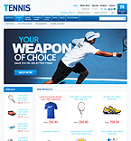 Sport osCommerce  Template 37738
