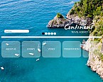 Travel Flash CMS  Template 37745