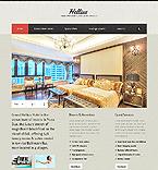 Hotels Website  Template 37764