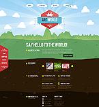 Web design Website  Template 37766