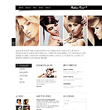 Fashion Website  Template 37774