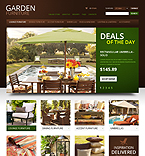 Furniture VirtueMart  Template 37785