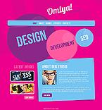 Web design Website  Template 37803