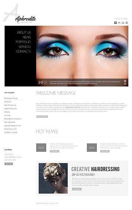 Joomla Theme/Template 37806 Main Page Screenshot