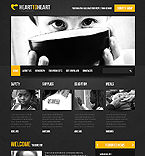 Charity Website  Template 37815