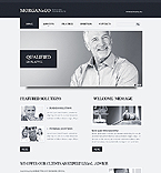 Law Website  Template 37829