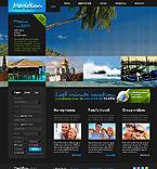 Travel Website  Template 37830