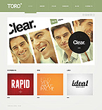 Web design Website  Template 37871