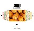 Agriculture Website  Template 37917