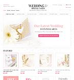 Wedding PrestaShop Template 37935