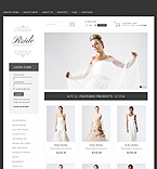 Wedding VirtueMart  Template 37939