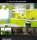 Furniture Facebook  Template 37945