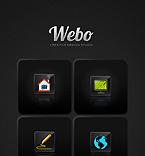 Web design Facebook  Template 37947